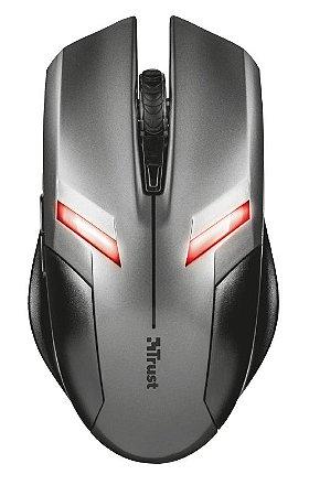 Mouse Gamer Ziva 2000Dpi 6 botões com Iluminação GXT T21512 - 21512 - Trust