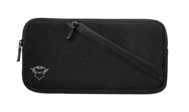Case para Nintendo Switch Lite GXT 1240 Tador Neoprene Antishock com Bolso Extra 23738 - Trust