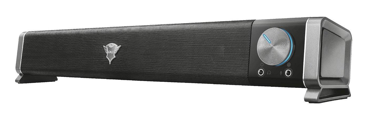 Soundbar Gamer GXT 618 Asto USB Speaker Sound 12W para TV e PC - 22209 - Trust