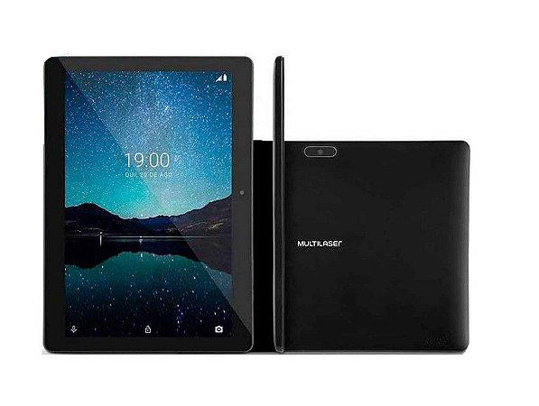 Tablet Multilaser M10A Lite 3G Android 10 32Gb 10 Pol NB318 Preto - Multilaser