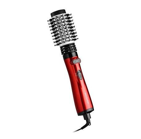 Escova Rotativa Beauty 1000W Vermelha 220V EB09 - Multilaser
