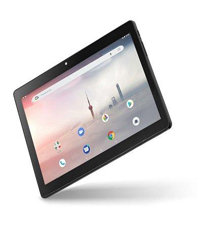 Tablet M10A Multilaser 3G Android 9 32Gb Dual Câmera Preto NB331 - Multilaser