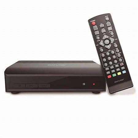 Conversor e Gravador Digital com Controle HDMI RE219 - Multilaser