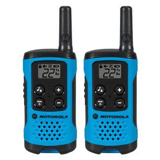 Rádios Motorola TalkAbout T100BR 26 Canais 25km - Motorola
