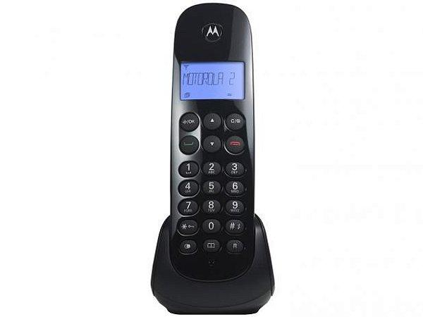 Telefone sem Fio Motorola ID 2 Ramais MOTO700MDR3 - MOTOROLA