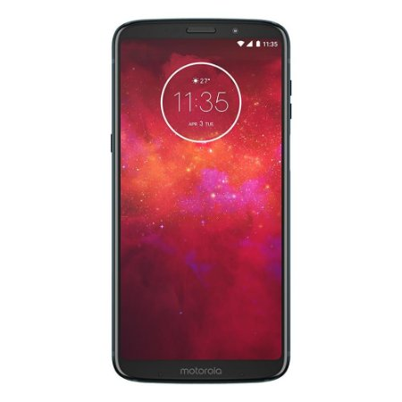 Smartphone Motorola Moto Z3 Play XT1929 Power Pack DTV Edition Indigo 64gb - Motorola