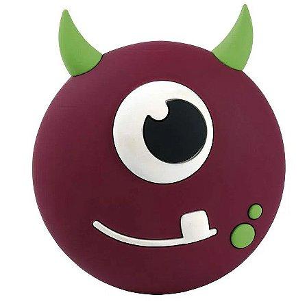 Caixa de Som Portátil Monster Boo SK301 Bluetooth 5W RMS Roxo - Oex