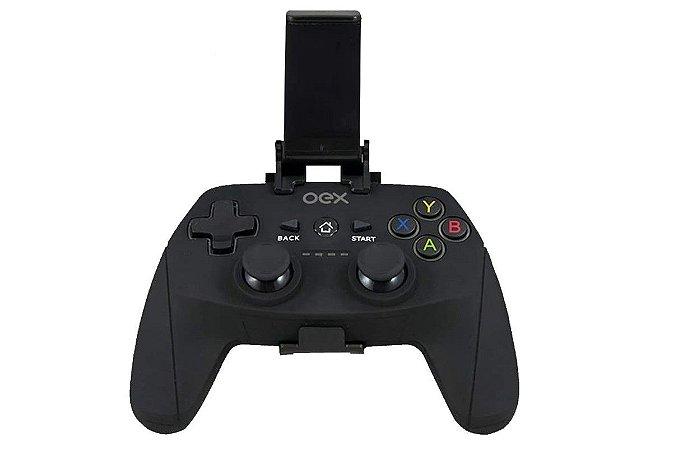 Gamepad Origin GD100 Bluetooth Usb Preto - Oex