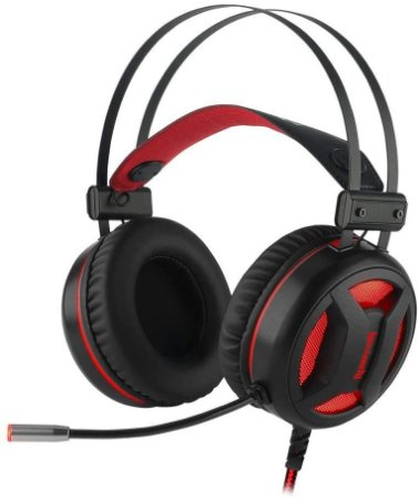 Headset Gamer Minos Redragon H210 USB 7.1 Surround - Redragon
