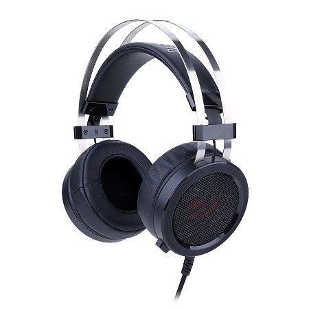 Headset Gamer Redragon Scylla H901, Microfones e Fones de Ouvido, Preto - Redragon