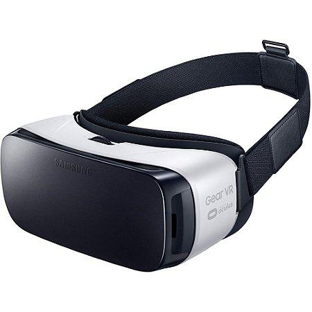 Óculos de Realidade Virtual 3D Gear VR SM-R322 Branco - Samsung