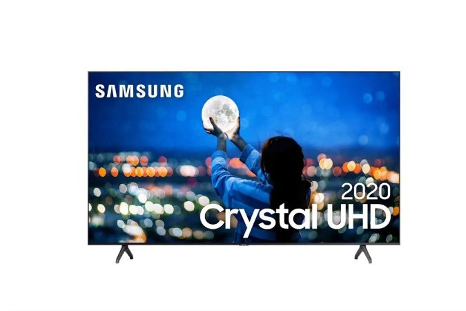 Smart TV Crystal 4k UHD TU7000 4K 50pol  Bluetooth - Samsung