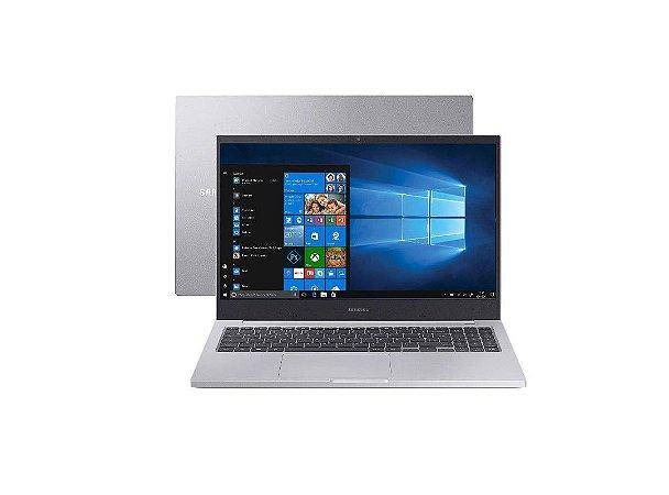Notebook Samsung Book X20 Intel Core i5 4Gb 1Tb Full HD Windows 10 Prata - Samsung