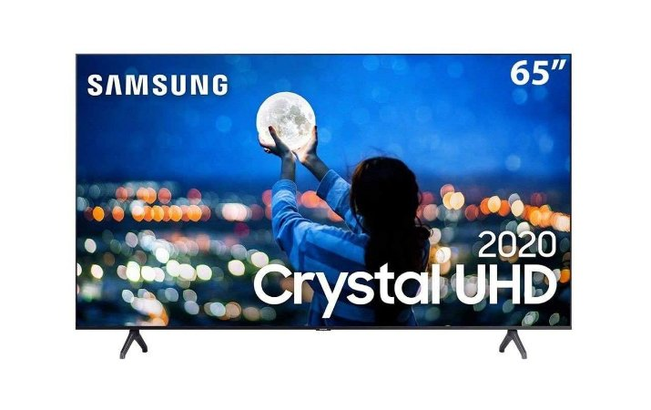 "Smart TV LED 4K 65"" WiFi Usb Hdmi UN65TU7000GXZD - Samsung"