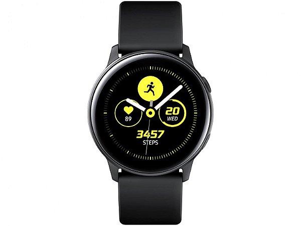 Smartwatch Samsung Galaxy Watch Active Preto SM-R500NZKAZTO - Samsung