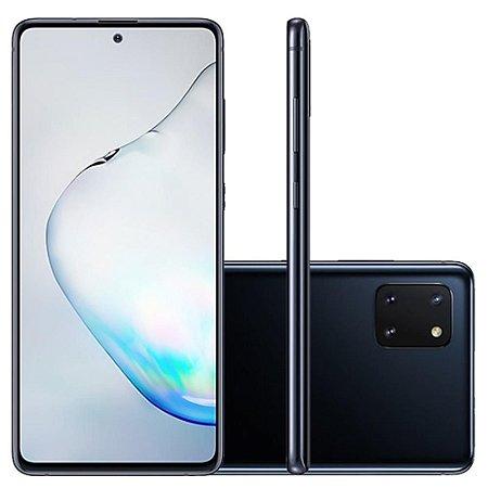 Smartphone Samsung Galaxy Note 10 Lite, 128GB, 32MP, Tela 6.7´, Preto - SAMSUNG