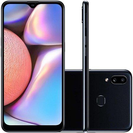 Smartphone Samsung Galaxy A10s, 32GB, 13MP, Tela 6.2´ , Preto - SAMSUNG