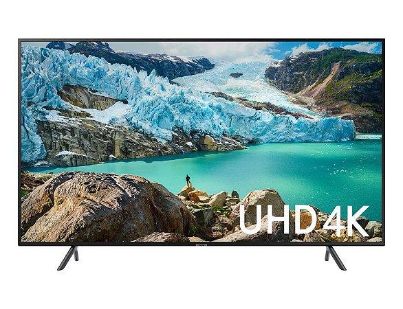 "Smart TV LED 50"" Samsung 50RU7100, 4K, Bluetooth, HDMI, USB, HDR Premium - Samsung"