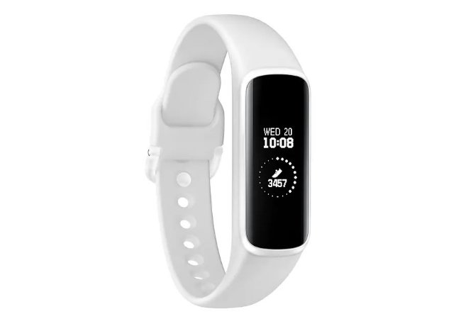 Relógio Galaxy Fit E Branco SM-R375 - Samsung