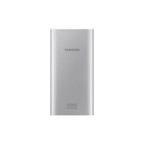 Bateria externa 10.000mah USB Tipo-C Prata EB-P1100CSPGBR - Samsung