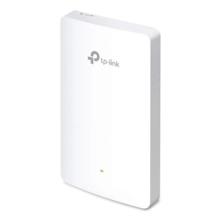 Access Point Corporativo TP-Link AC1200 EAP225-Wall, Wi-Fi Dual Band 2.4/5Ghz Mu-Mimo, POE, Montável na Parede - TP-Link