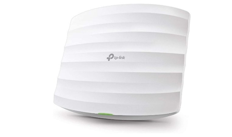 Access Point TP-Link Wireless Dual Band Gigabit Montável em Teto AC1750 EAP245 - TP-LINK