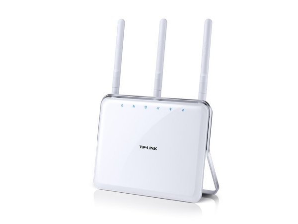 Roteador Wireless Gigabit Dual Band AC1750 Archer C8 - TP-Link