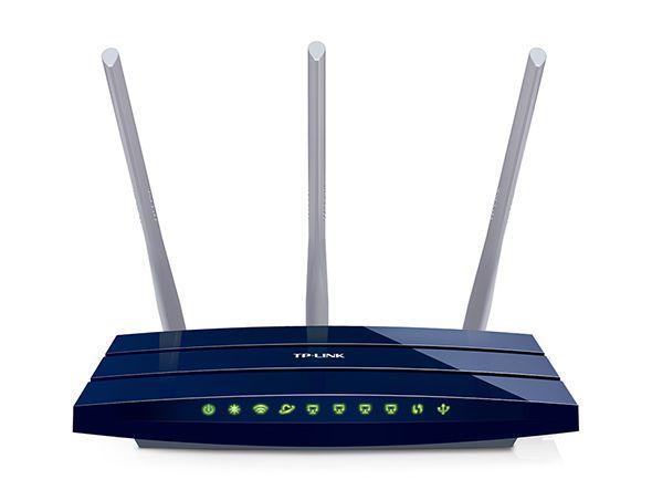 Roteador Wireless N Gigabit 450Mbps TL-WR1043ND - TP-Link