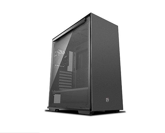 Gabinete Gamer DeepCool Macube 310 P Mid Tower GS ATX MACUBE310 BK  - DeepCool