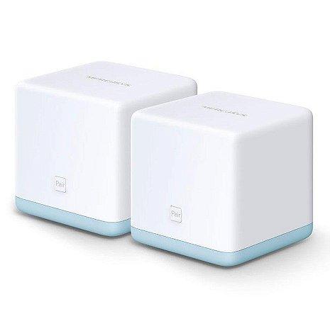 Roteador Mercusys Halo S12 2-PACK Sistema Wi-Fi Branco - Mercusys