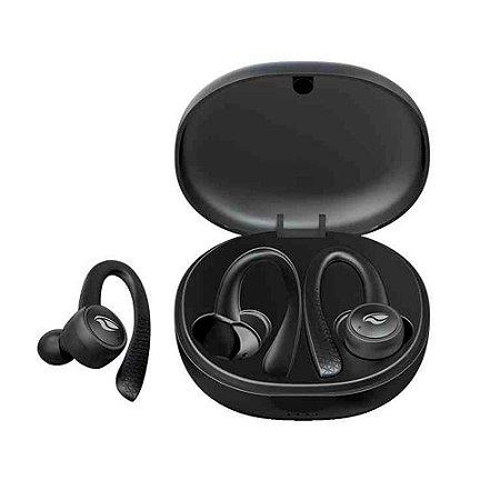 Fone de Ouvido Bluetooth C3Tech Sportybuds EP-TWS-100BK - C3Tech