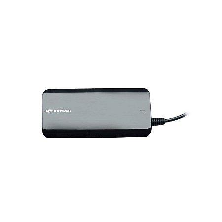 Fonte Universal para Notebook 90W Slim NB-S90BK - C3Tech