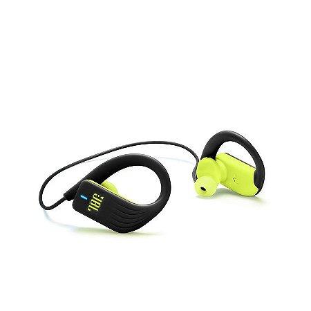 Fone de Ouvido Esportivo JBL Endurance Sprint Preto/ Verde - JBL