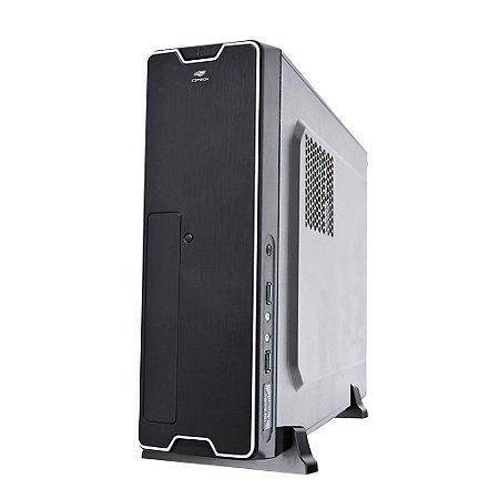 Gabinete Desktop DT-150BK com fonte PS-200SFX - C3TECH