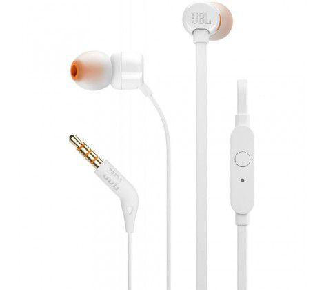 Fone Bluetooth T110BT Branco - JBL