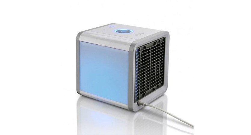 Climatizador de Ar MAGIC AIR frio 750ml 5v Led (USB) 1.5-2A - ELGIN
