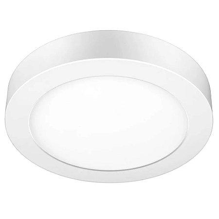 Luminária Sobrepor Redonda 24W 6500K 48D24WSRB000 - Elgin