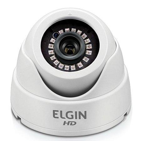 Câmera de Segurança Dome 4 em 1 - ELGIN