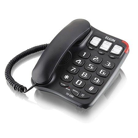 Telefone com fio TCF 2300 - Elgin