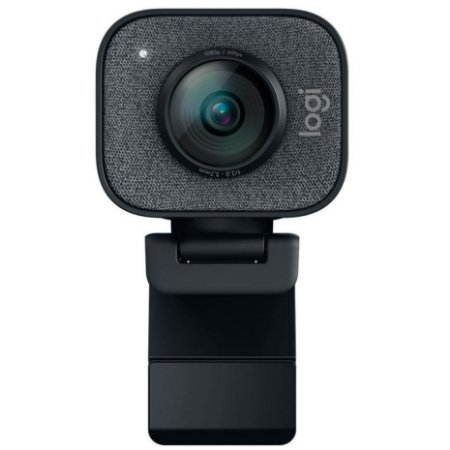 WebCam Logitech StreamCam Plus Full HD Resolução 1080p com Microfones Conexão Usb - Logitech