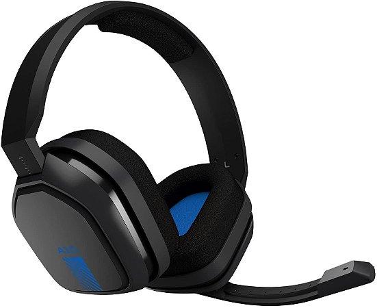 Headset Gamer Logitech Astro A10 Para PlayStation 4 - Logitech