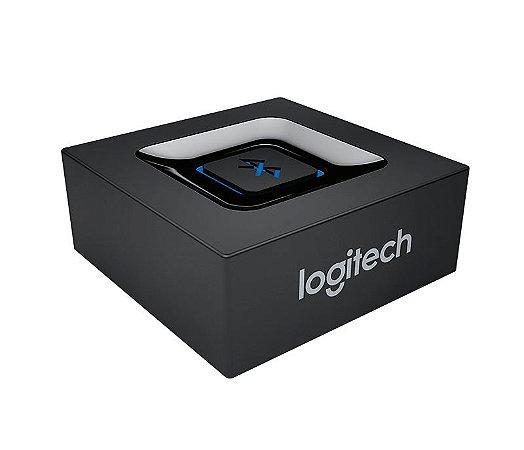 Receptor de Áudio Bluetooth Bluebox II Multiponto Alimentação Usb - Logitech