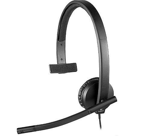 Headset Mono USB Logitech H570E - Logitech