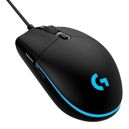 Mouse Gamer G PRO HERO 16K RGB Lightsync 16000DPI - Logitech
