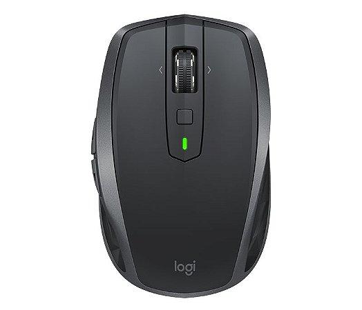 Mouse Sem Fio Recarregável Logitech MX Anywhere 2S Unifying Bluetooth 4000DPI - Logitech
