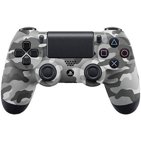Controle para PS4 sem Fio Dualshock 4 Camuflado - Sony