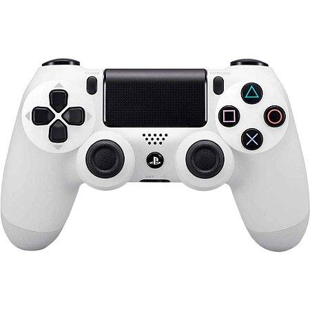 Controle para PS4 sem Fio Dualshock 4 Branco - Sony