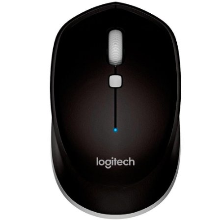 Mouse Logitech Bluetooth M535 Preto 1000DPI - Logitech