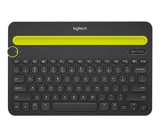Teclado Bluetooth Multi-Device Logitech K480 - Logitech
