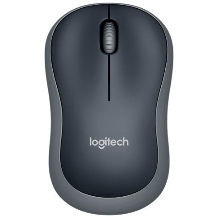 Mouse Wireless Logitech M185 Preto - Logitech